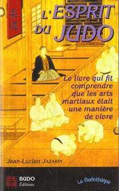 L'Esprit Du Judo - Intérieur - Format classique