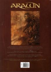 Arawn t.5 ; résurrection - 4ème de couverture - Format classique