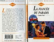 La Fiancee Du Paradis - His Acciddental Angel - Couverture - Format classique
