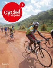 Cycle ! magazine t. 1 - Couverture - Format classique