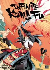 Infinite kung fu t.2 - Couverture - Format classique