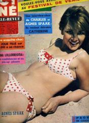 Cine Revue Tele-Revue - 44e Annee - N° 25 - Le Destin Tient Les Commandes - Couverture - Format classique
