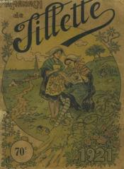 Almanach De Tillette - Couverture - Format classique