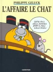 Vente  Le Chat T.11 ; l'affaire le chat  - Philippe Geluck
