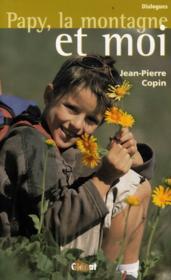 Papy, la montagne et moi - Couverture - Format classique