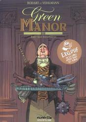 Green manor t.3 ; fantaisies meurtrières - Intérieur - Format classique