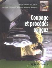Coupage Et Procedes Oxygaz - Intérieur - Format classique