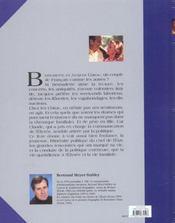 Les Chirac - 4ème de couverture - Format classique