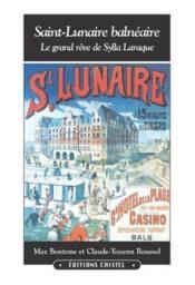 Saint-lunaire balneaire - Couverture - Format classique