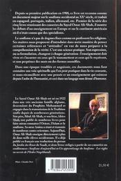 Voie Du Chercheur (La) - 4ème de couverture - Format classique