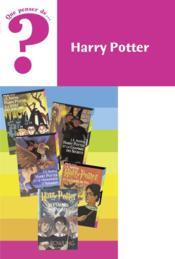 Que Penser De Harry Potter - Couverture - Format classique