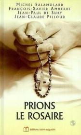 Prions le rosaire - Couverture - Format classique