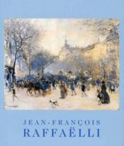 Jean-François Raffaëlli - Couverture - Format classique