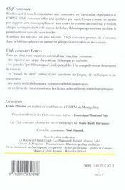 L'age d'homme de michel leiris - 4ème de couverture - Format classique