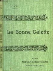 La Bonne Galette. - Couverture - Format classique