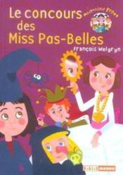Le petit monde de mademoiselle Prout ; le concours des miss pas-belles - Couverture - Format classique