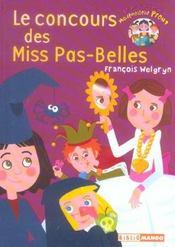 Le petit monde de mademoiselle Prout ; le concours des miss pas-belles - Intérieur - Format classique