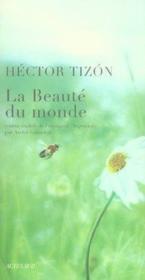 La Beaute Du Monde - Couverture - Format classique