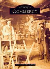 Commercy - Couverture - Format classique