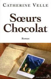 Soeurs Chocolat - Couverture - Format classique
