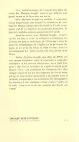 T2 dario fo - 4ème de couverture - Format classique