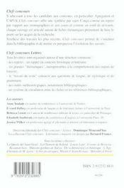 Poetes De L'Amour - 4ème de couverture - Format classique