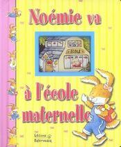 Noémie va à l'école maternelle - Intérieur - Format classique