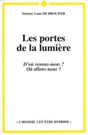 Portes De La Lumiere - Couverture - Format classique