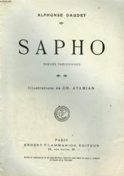 Sapho. Moeurs Parisiennes. Collection Modern Bibliotheque. - Couverture - Format classique
