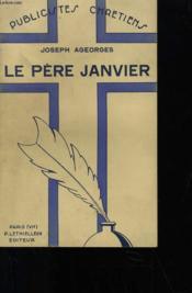 Le Pere Janvier - Couverture - Format classique