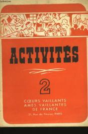 Activietes 2 - Couverture - Format classique