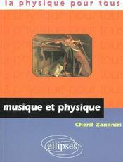 Musique Et Physique - Intérieur - Format classique
