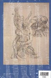 Une dynastie de peintres : les Parrocel - 4ème de couverture - Format classique