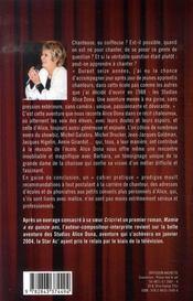 Chanteuses Ou Coiffeuses ? - 4ème de couverture - Format classique