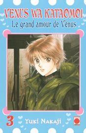 Le grand amour de vénus t.3 - Intérieur - Format classique