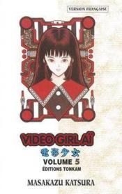 Video girl aï t.5 - Couverture - Format classique