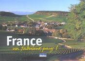 France Un Fabuleux Pays ! - Intérieur - Format classique
