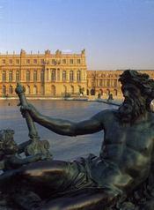 Trésors de Versailles - 4ème de couverture - Format classique