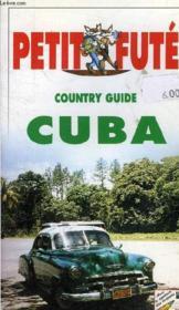Cuba ; Le Petit Fute 2000 - Couverture - Format classique