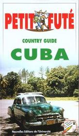 Cuba ; Le Petit Fute 2000 - Intérieur - Format classique