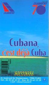 Cuba ; Le Petit Fute 2000 - 4ème de couverture - Format classique