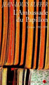 Ambassade Du Papillon - Couverture - Format classique