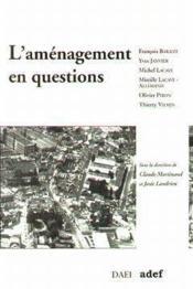 L'Amenagement En Questions - Couverture - Format classique
