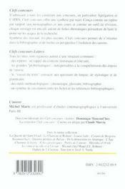 Muriel - 4ème de couverture - Format classique
