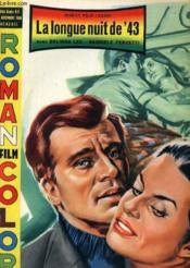 ROMAN FILM COLOR - 3eme ANNEE - N°9 - Couverture - Format classique