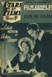 Stars Et Films - N°4 - Jour De Colere - Couverture - Format classique