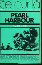 Peral Harbour - 7 Decembre 1941 - Couverture - Format classique
