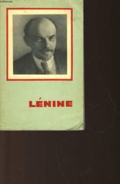 Lenine - Sa Vie Et Son Oeuvre - Couverture - Format classique
