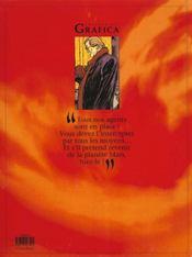 Le lièvre de Mars t.1 - 4ème de couverture - Format classique