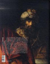 Rembrandt et la nouvelle jérusalem ; juifs et chrétiens à amsterdam au siècle d'or - 4ème de couverture - Format classique